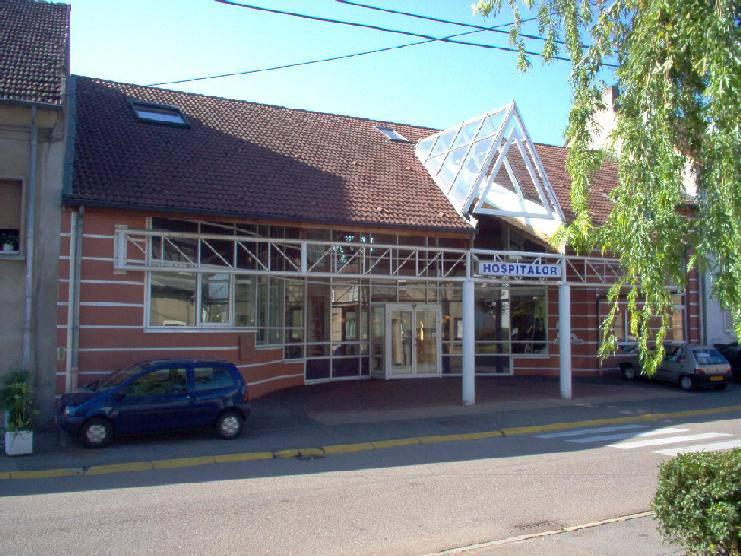 Maison de retraite hospitalor les tilleuls terville for Annuaire maison de retraite