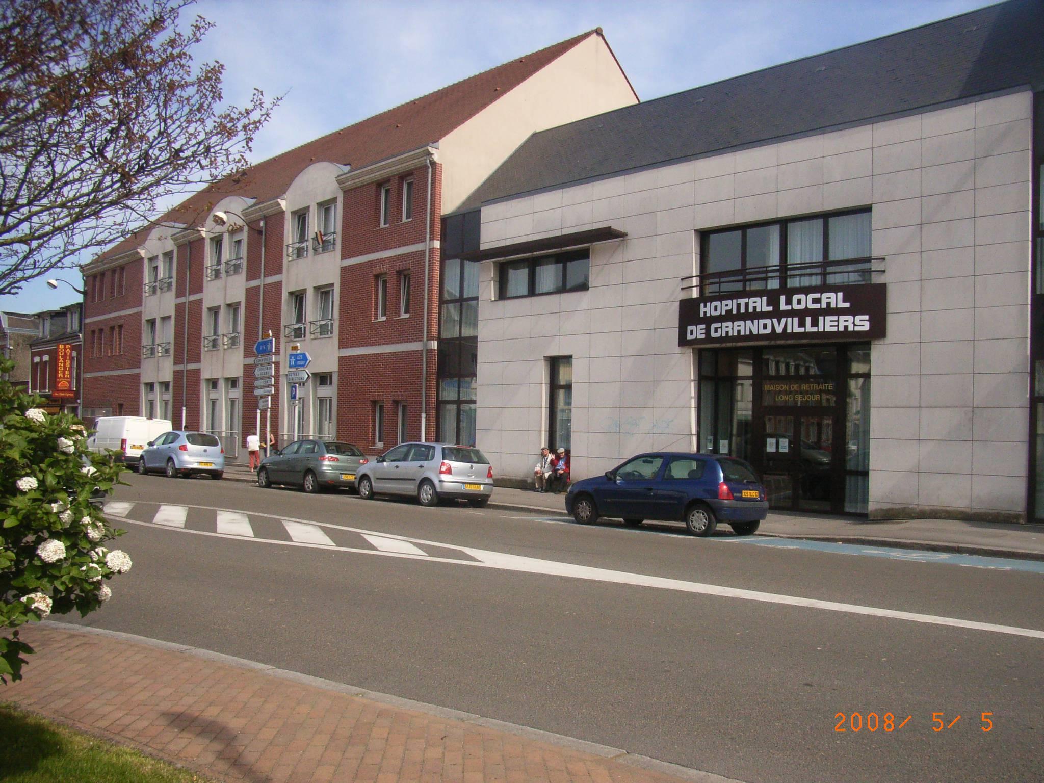 Hopital ehpad grandvilliers maisons de retraite for Annuaire maison de retraite