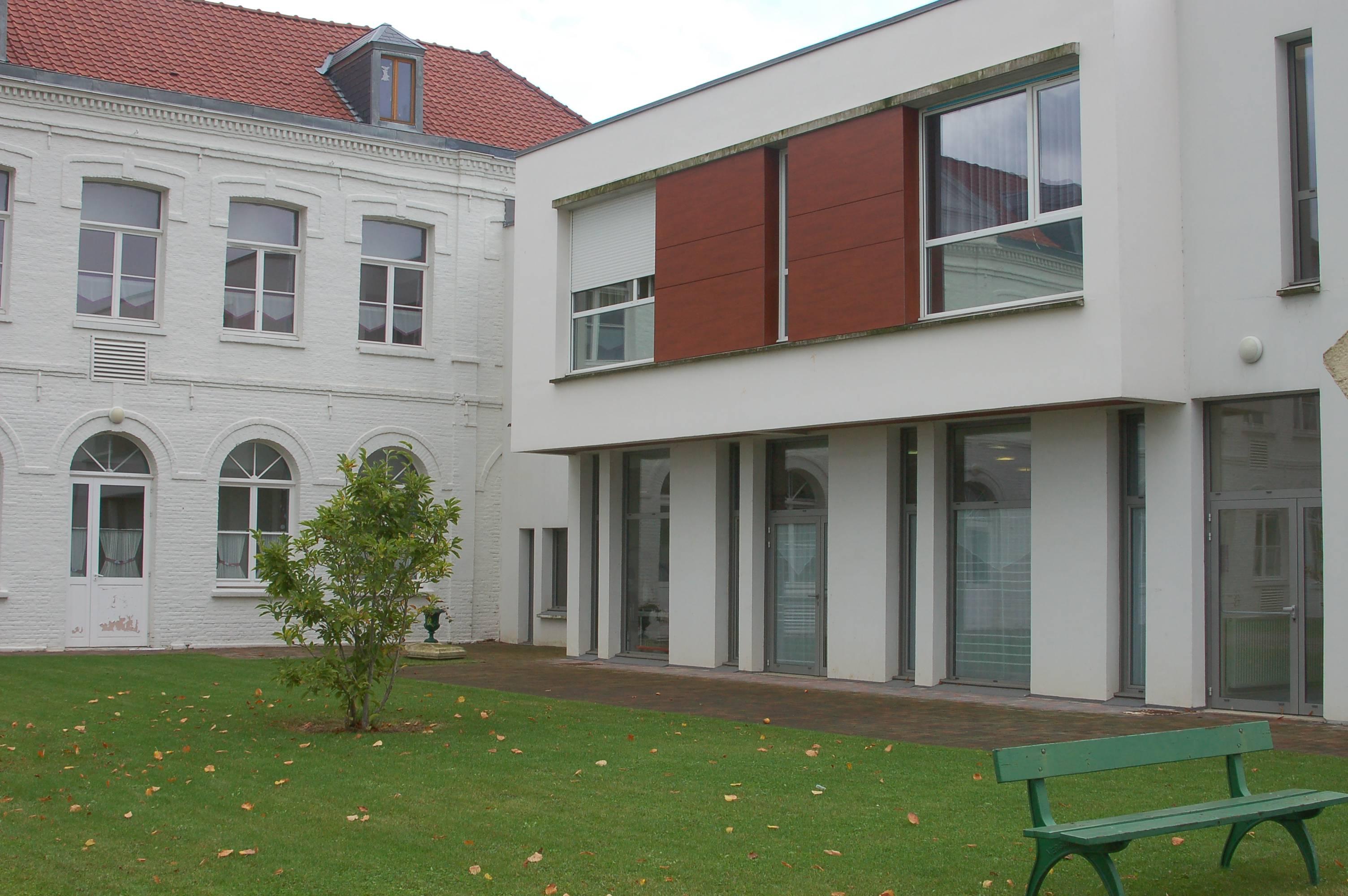 E h p a d les remparts lillers maisons de retraite for Annuaire maison de retraite