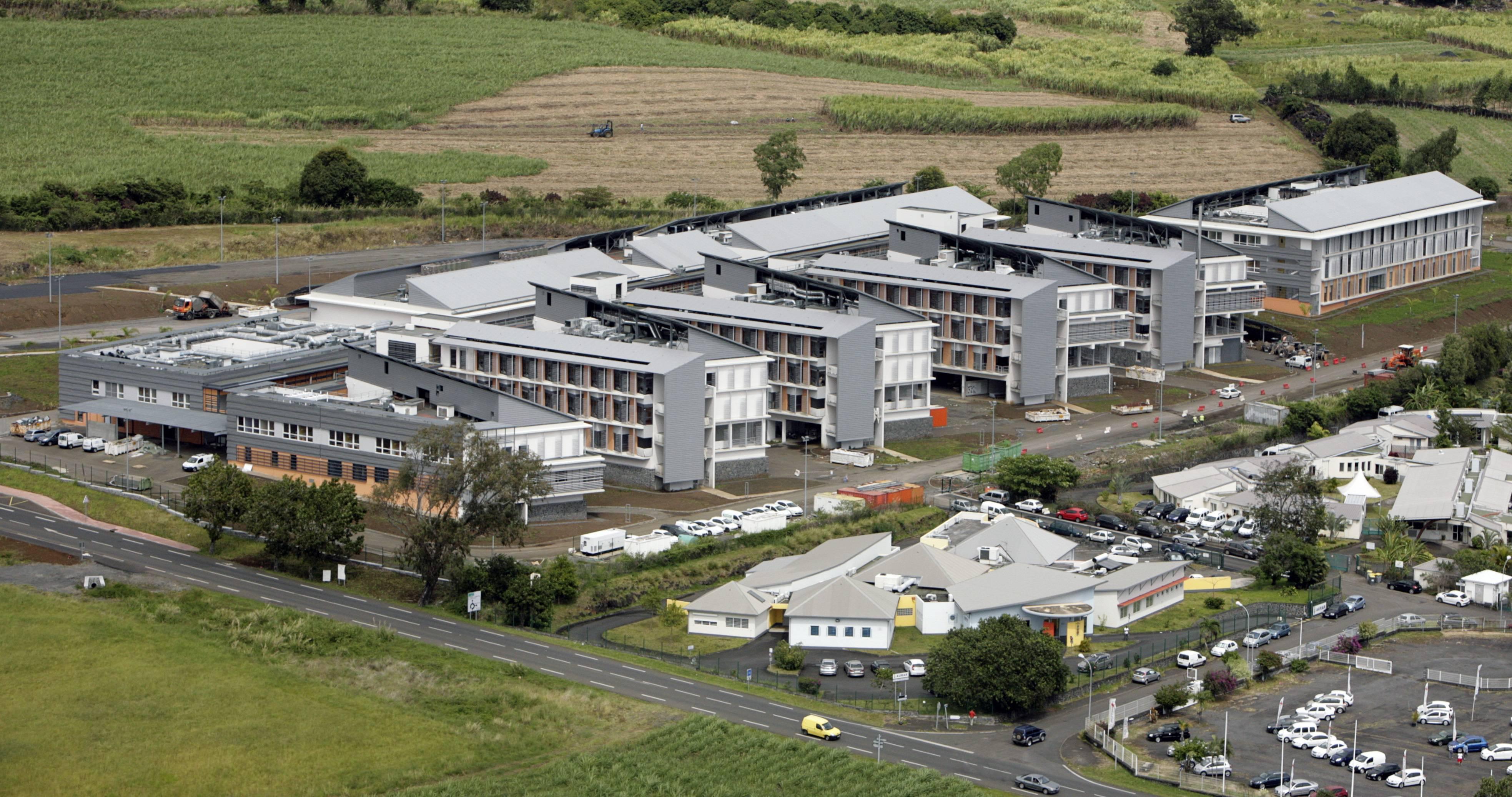 Centre Hospitalier SAINT BENOIT Maisons de retraite
