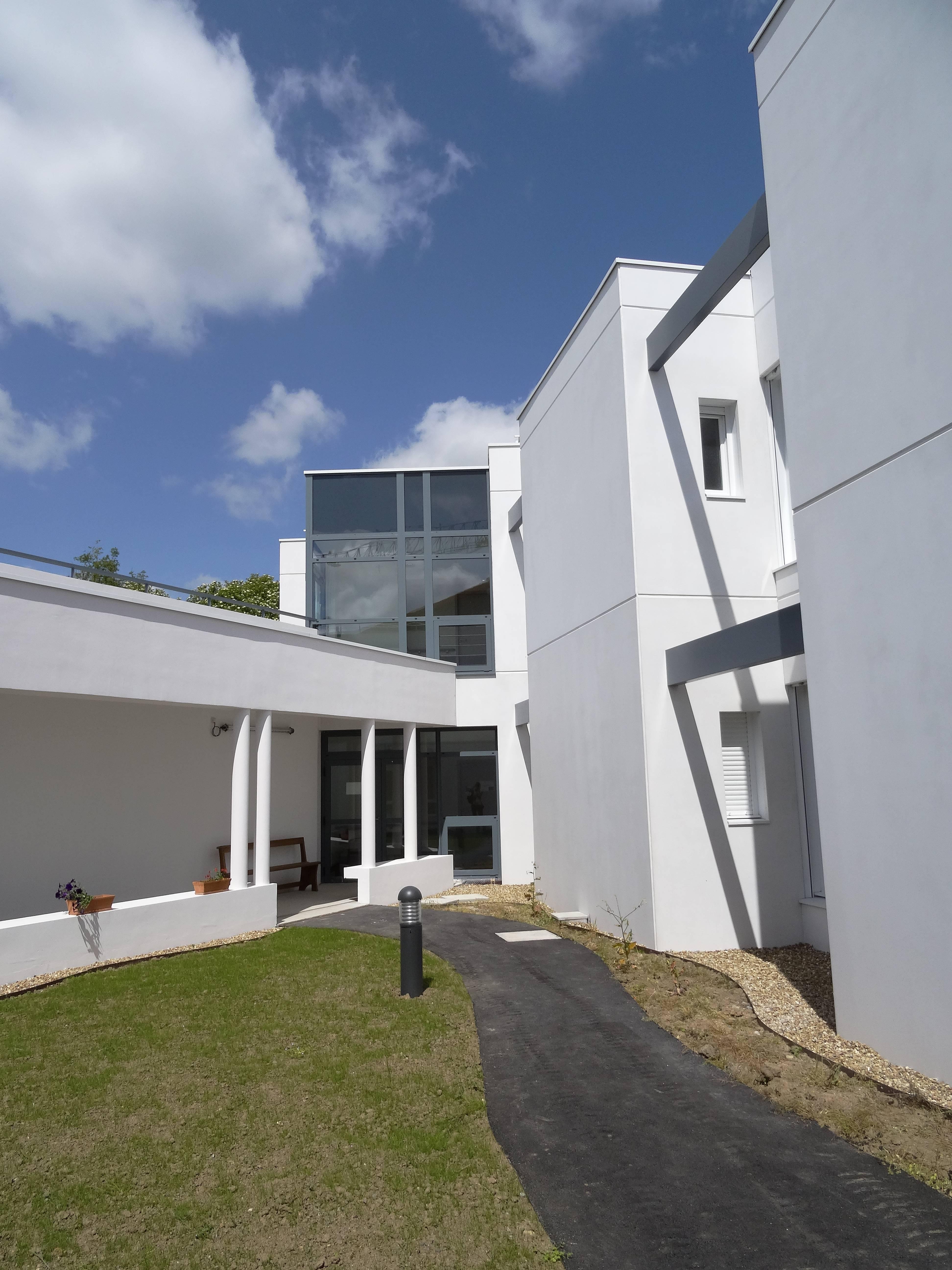 Ehpad vall e g lusseau coron maisons de retraite for Annuaire maison de retraite