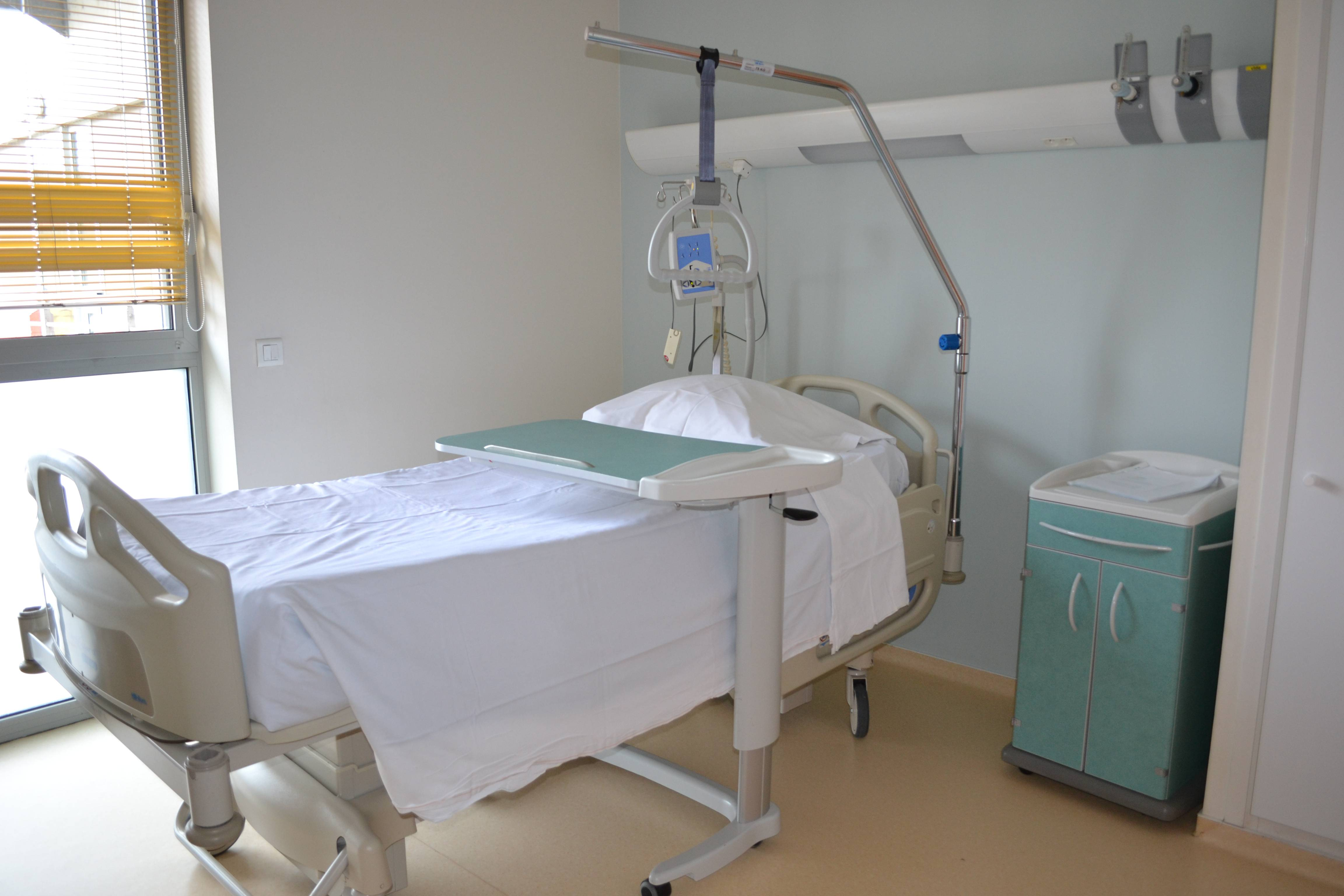 Centre hospitalier h pital maurice camuset romilly sur for Chambre d hopital